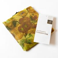 Foldable bag Sunflowers-Van Gogh Museum, Amstredam